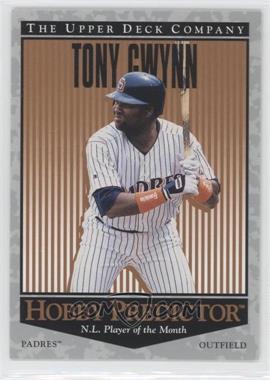 1996 Upper Deck Hobby Predictor #H34 - Tony Gwynn