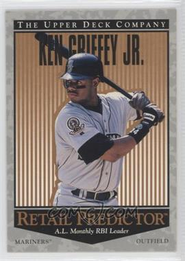 1996 Upper Deck Retail Predictor #R15 - Ken Griffey Jr.