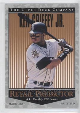 1996 Upper Deck Retail Predictor #R15 - Ken Griffey Jr.