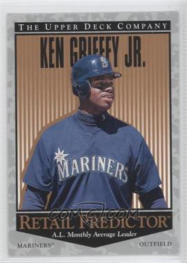 1996 Upper Deck Retail Predictor #R24 - Ken Griffey Jr.
