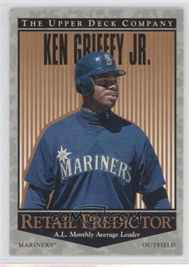 1996 Upper Deck Retail Predictor #R24 - Ken Griffey Jr.