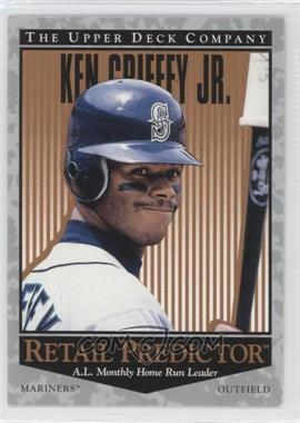 1996 Upper Deck Retail Predictor #R4 - Ken Griffey Jr.