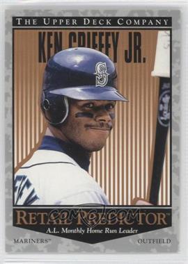 1996 Upper Deck Retail Predictor #R4 - Ken Griffey Jr.
