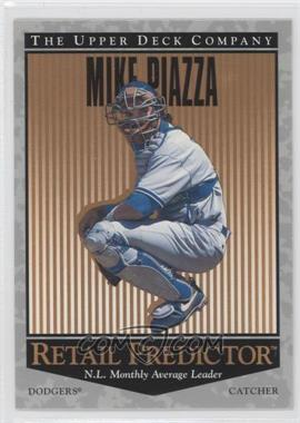 1996 Upper Deck Retail Predictor #R59 - Mike Piazza