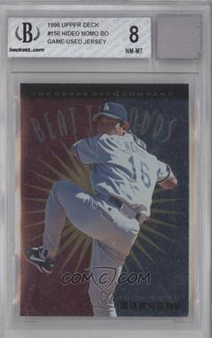 1996 Upper Deck #150 - Hideo Nomo [BGS 8]