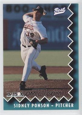 1997 Best Bowie Baysox - [Base] #25 - Sidney Ponson