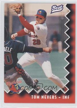 1997 Best Louisville Redbirds #25 - Tom Nevers