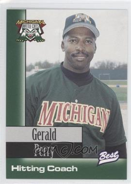 1997 Best Michigan Battle Cats #3 - Geronimo Pena