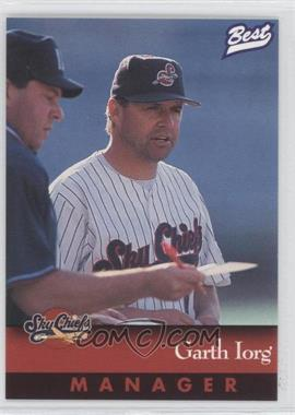 1997 Best Syracuse SkyChiefs - [Base] #27 - Garth Iorg