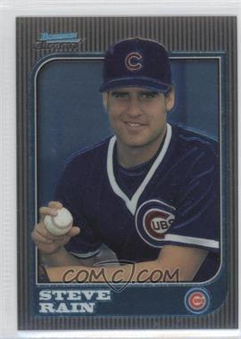 1997 Bowman Chrome - [Base] #177 - Steve Rain