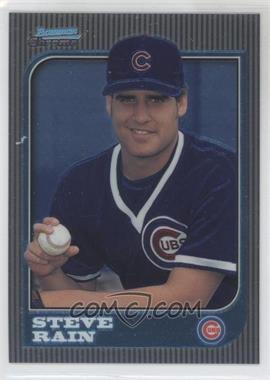1997 Bowman Chrome #177 - Steve Rain