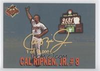Cal Ripken Jr. /10000