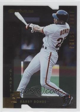 1997 Donruss - [Base] - Gold Press Proof #167 - Barry Bonds /500