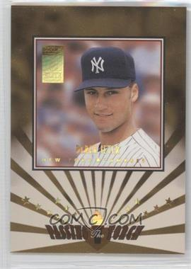 1997 Donruss Elite Passing the Torch #11 - Derek Jeter /1500