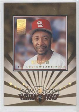 1997 Donruss Elite Passing the Torch #12 - Ozzie Smith, Derek Jeter /1500