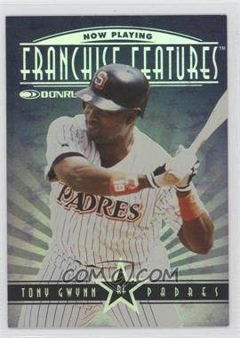 1997 Donruss Franchise Features #15 - Tony Gwynn, Bobby Abreu /3000