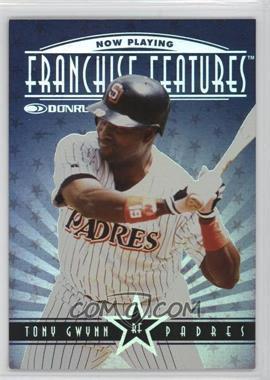 1997 Donruss Franchise Features #15 - Tony Gwynn, Bobby Abreu /3000