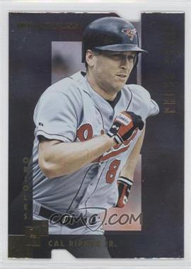 1997 Donruss Gold Press Proof #121 - Cal Ripken Jr. /500