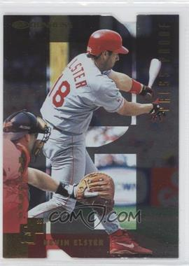 1997 Donruss Gold Press Proof #150 - Kevin Elster /500