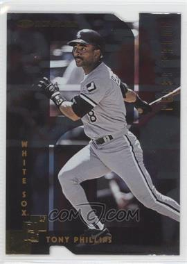 1997 Donruss Gold Press Proof #218 - Tony Phillips /500