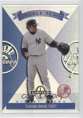 1997 Donruss Limited Limited Exposure #135 - Hideki Irabu, Andy Pettitte