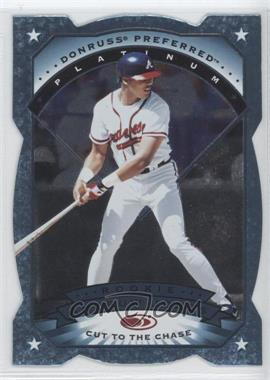 1997 Donruss Preferred - [Base] - Cut to the Chase #143 - Andruw Jones