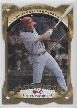 1997 Donruss Preferred Cut to the Chase #109 - Barry Larkin