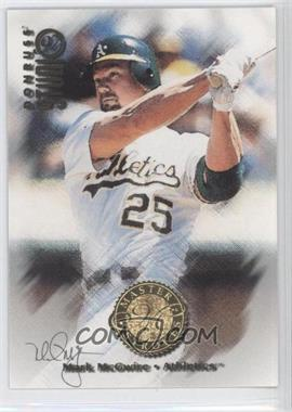 1997 Donruss Studio [???] #22 - Mark McGwire /2000