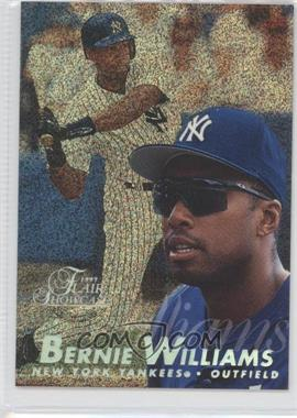 1997 Flair Showcase Row 0 #51 - Bernie Williams