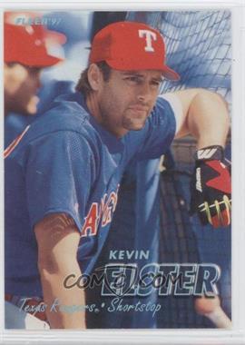 1997 Fleer - [Base] - Tiffany #220 - Kevin Elster