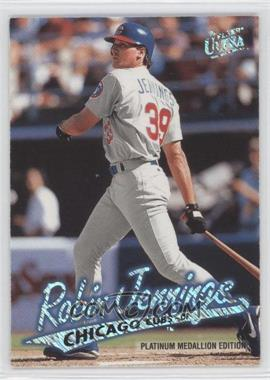 1997 Fleer Ultra Platinum Medallion Edition #P166 - Robin Jennings
