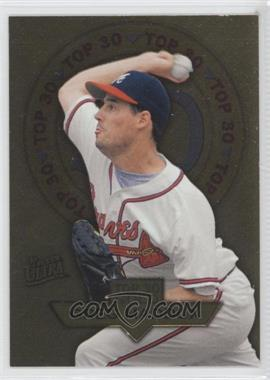 1997 Fleer Ultra Top 30 Gold #7 - Greg Maddux
