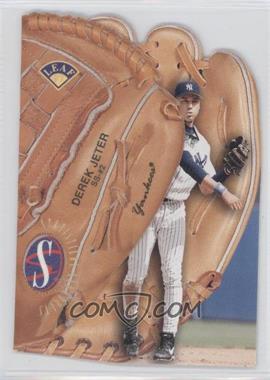 1997 Leaf [???] #12 - Derek Jeter /1000