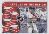 Cal Ripken Jr., Chipper Jones /2500