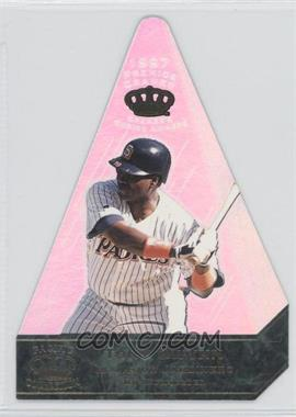 1997 Pacific Crown Collection Cramer's Choice #CC-10 - Tony Gwynn