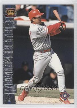 1997 Pacific Crown Collection Silver #198 - Kevin Elster
