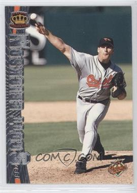 1997 Pacific Crown Collection Silver #22 - Scott Erickson