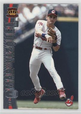 1997 Pacific Crown Collection Silver #82 - Omar Vizquel