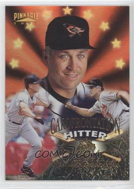 1997 Pinnacle Cardfrontation #3 - Cal Ripken Jr., Randy Johnson
