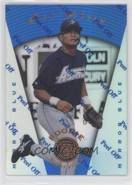 1997 Pinnacle Certified Blue Mirror #117 - Bobby Abreu