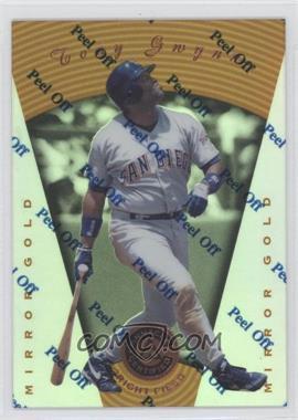 1997 Pinnacle Certified Gold Mirror #45 - Tony Gwynn