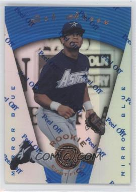 1997 Pinnacle Certified Mirror Blue #117 - Bobby Abreu