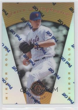 1997 Pinnacle Certified Mirror Gold #105 - Jason Isringhausen
