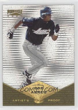 1997 Pinnacle Museum Collection Artist's Proof #48 - Bobby Abreu