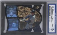 Chipper Jones, Greg Maddux /500 [ENCASED]