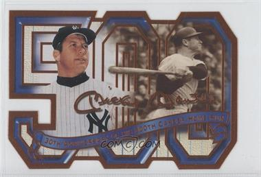 1997 Score Board Mickey Mantle Shoe Box Collection 30th Anniversary of his 500th Career Home Run Copper #MM1 - Mickey Mantle /2000
