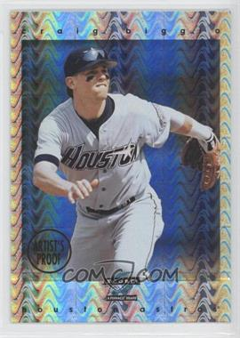 1997 Score Showcase Series Artist Proof #235 - Craig Biggio