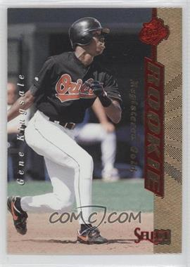 1997 Select Registered Gold #118 - Gene Kingsale