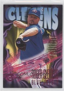 1997 Skybox Circa Rave #21 - Roger Clemens /150