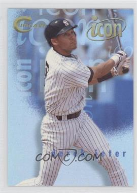 1997 Skybox Circa icon #4 - Derek Jeter